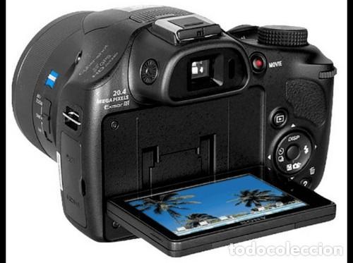 Cámara de fotos: CAMARA BRIDGE SONY DSC-HX400VB NUEVA 20.4 MP - Zoom óptico: 50x - Foto 3 - 228186825