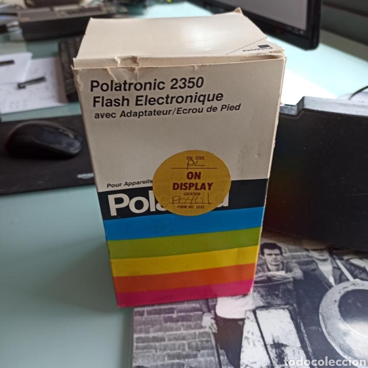 POLATRONIC 2350 - FLASH PARA POLAROID (Cámaras Fotográficas - Otras)