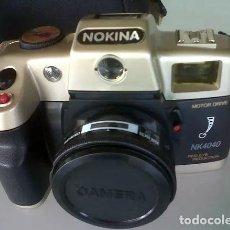 Cámara de fotos: CÁMARA FOTOGRÁFICA NOKINA NK 4040 NUEVA. Lote 230323070