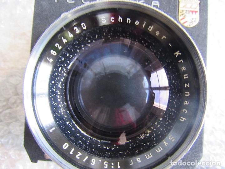 Cámara de fotos: 210mm f5,6/ 370mm f12 Schneider Symmar convertable lens. Linhof shutter, lens board, caps - Foto 5 - 223205867