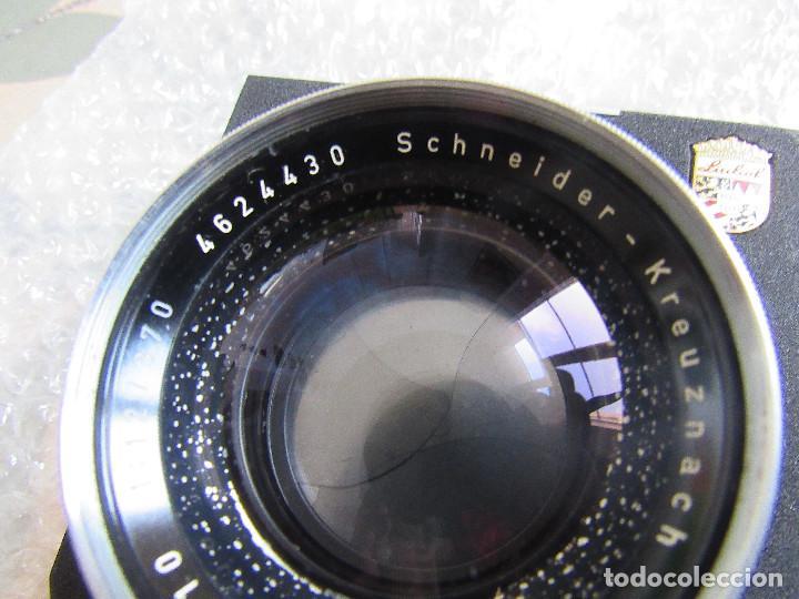 Cámara de fotos: 210mm f5,6/ 370mm f12 Schneider Symmar convertable lens. Linhof shutter, lens board, caps - Foto 10 - 223205867