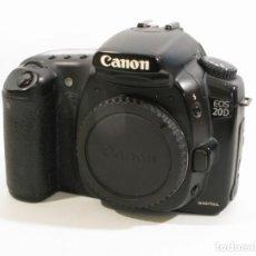 Appareil photos: CAMARA CANON EOS 20D. Lote 230580540
