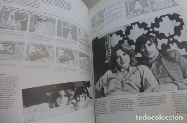 Cámara de fotos: La fotografia paso a paso. Michael Landford. Un clasico..todo ilustrado..fotos..usado - Foto 2 - 230779780