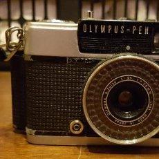Cámara de fotos: CAMARA DE FOTOS OLYMPUS - PEN CON FLASH FUNCIONA. Lote 231077765