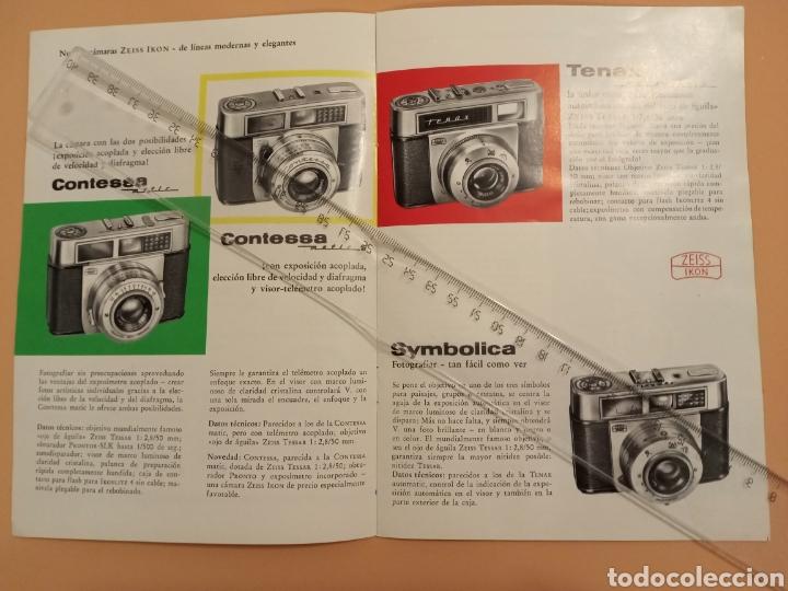 Cámara de fotos: Zeus Ikon Catálogo Cámaras y proyectores Torres Molina Granada - Foto 2 - 231900240