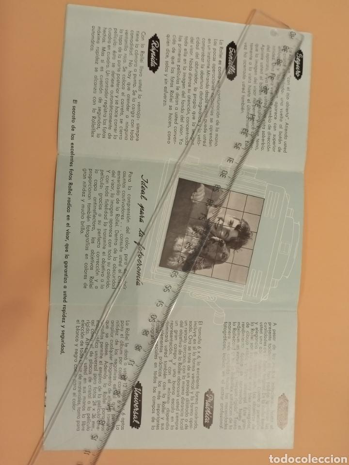 Cámara de fotos: Rollei Catálogo triptico Complementos - Foto 3 - 231900750