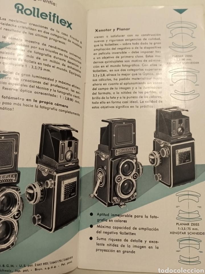 Cámara de fotos: Catalogo Rolleifex - Foto 2 - 232067270