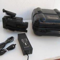 Fotocamere: SHARP VIDEOCÁMARA COMPACTA VHS C - MODELO VC-C50S CÁMARA DE VÍDEO GRABADORA. Lote 232869960