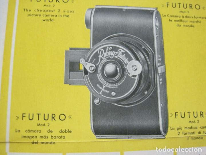 Cámara de fotos: RUBETTE-RUBERG FUTURO & PRÄSENT-CATALOGO PUBLICIDAD DE FOTOGRAFIA-VER FOTOS-(K-1542) - Foto 5 - 233163155