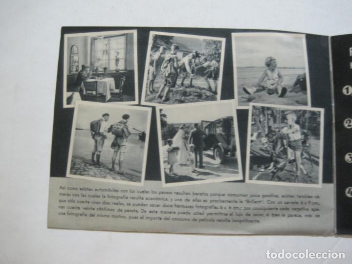 Cámara de fotos: VOIGTLÄNDER-BRILLANT-CATALOGO PUBLICIDAD DE FOTOGRAFIA-VER FOTOS-(K-1551) - Foto 6 - 233165500