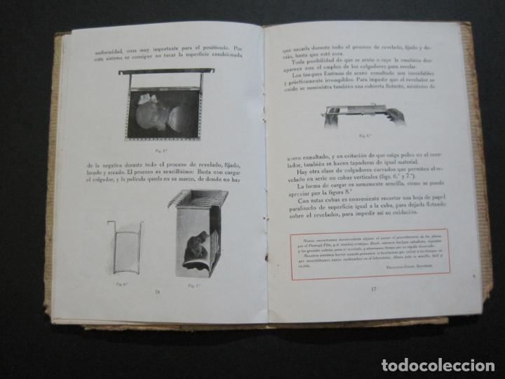 Cámara de fotos: KODAK-EL PORTRAIT FILM EASTMAN-CATALOGO PUBLICIDAD FOTOGRAFIA-VER FOTOS-(K-1558) - Foto 10 - 233302465