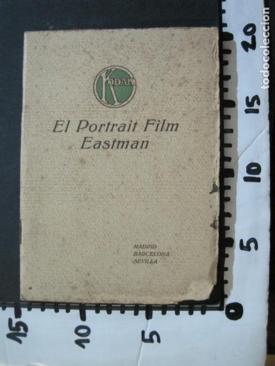 Cámara de fotos: KODAK-EL PORTRAIT FILM EASTMAN-CATALOGO PUBLICIDAD FOTOGRAFIA-VER FOTOS-(K-1558) - Foto 21 - 233302465