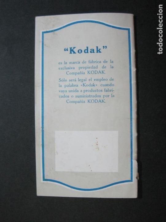 Cámara de fotos: KODAK-CATALOGO PUBLICIDAD FOTOGRAFIA-VER FOTOS-(K-1563) - Foto 17 - 233305265