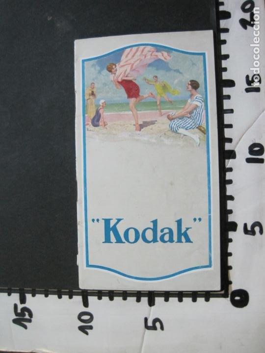 Cámara de fotos: KODAK-CATALOGO PUBLICIDAD FOTOGRAFIA-VER FOTOS-(K-1563) - Foto 18 - 233305265