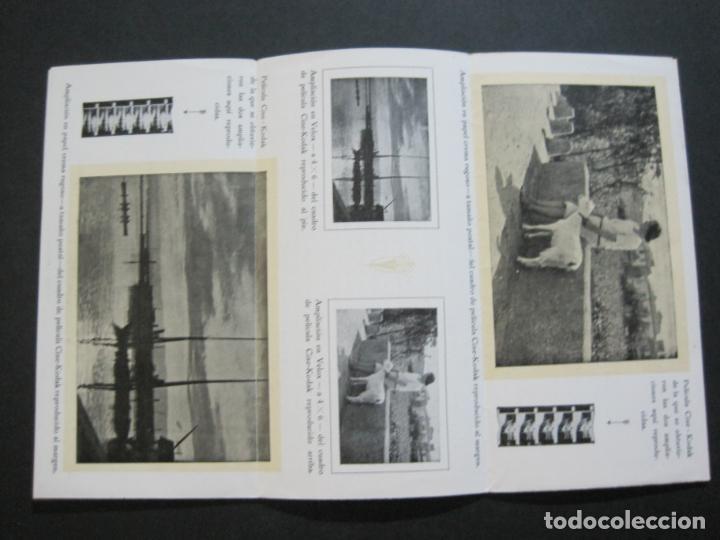 Cámara de fotos: KODAK-AMPLIACIONES CINE KODAK-CATALOGO PUBLICIDAD FOTOGRAFIA-VER FOTOS-(K-1564) - Foto 6 - 233305590