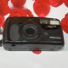 Cámara de fotos: CAMARA PENTAX ZOOM 60-X. Lote 233792490