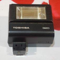 Cámara de fotos: FLASH TOSHIBA 320. Lote 233808400
