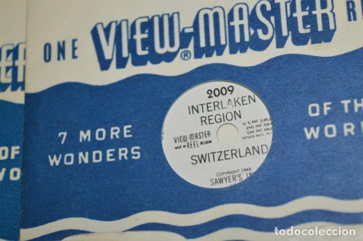 Cámara de fotos: VINTAGE - VIEW MASTER - 3 DIMENSIONES - VIEWER MODELO G - Buen estado, probado ¡Mira fotos/detalles! - Foto 10 - 235166345