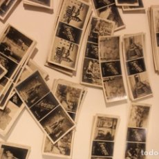 Cámara de fotos: LOTE DE 76 FOTOS ESTEREOSCÓPICAS. PUBLICIDAD DE IMPERIAL.. Lote 235199820