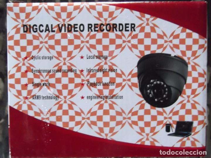 Cámara de fotos: Video Camara nueva con disco y manual - Foto 2 - 235838465