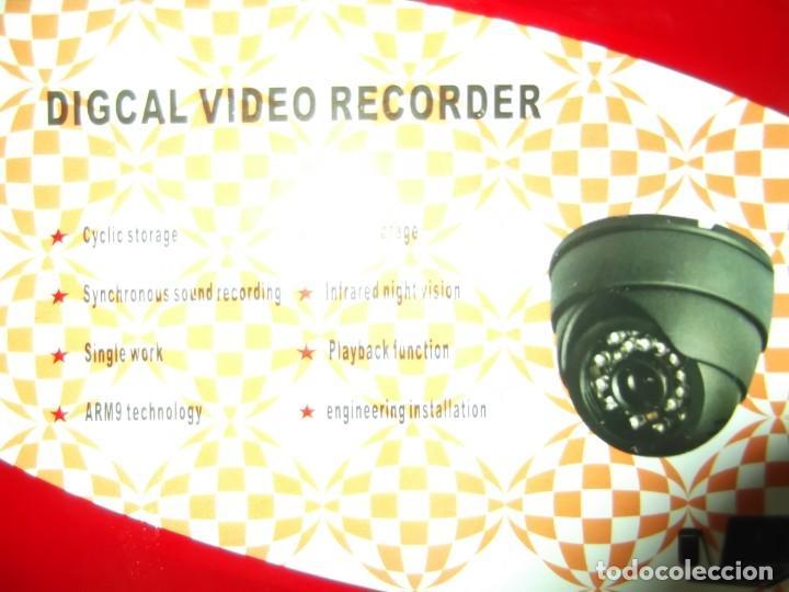 Cámara de fotos: Video Camara nueva con disco y manual - Foto 3 - 235838465