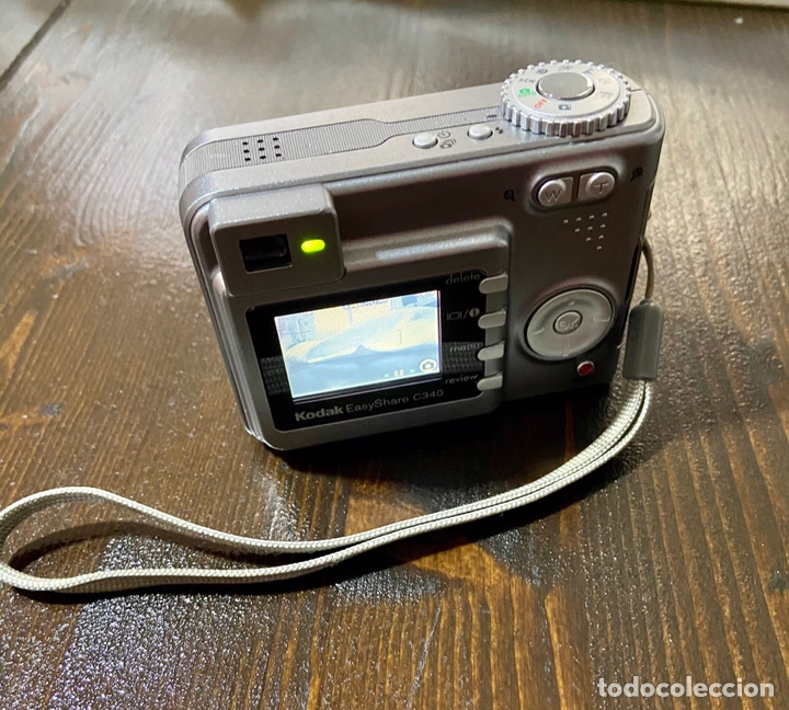 Cámara de fotos: Cámara digital Kodak EasyShare C340 - Foto 4 - 236101525