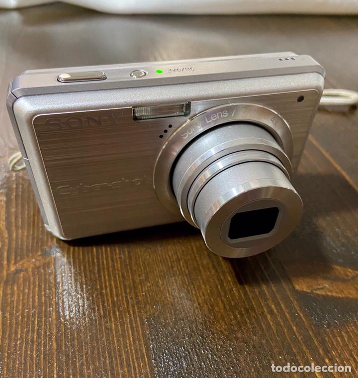 Cámara de fotos: Cámara digital Sony - Foto 3 - 236106515