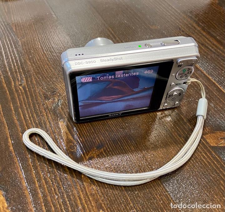 Cámara de fotos: Cámara digital Sony - Foto 4 - 236106515