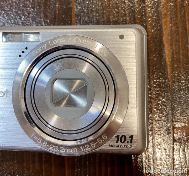 Cámara de fotos: Cámara digital Sony - Foto 5 - 236106515