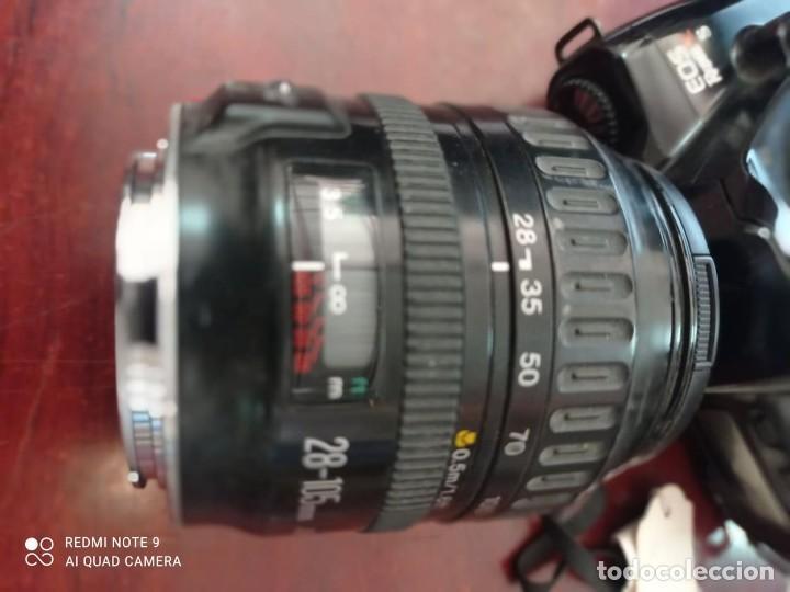 Cámara de fotos: CAMARA CANON EOS REBEL X/OB.28-105MM ULTRASONIC - Foto 4 - 236358745
