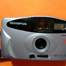 Fotocamere: CAMARA DE FOTOS OLIMPUS AF-10 XB CON SU FUNDA,FUNCIONANDO MUY BUEN ESTADO. Lote 236373500