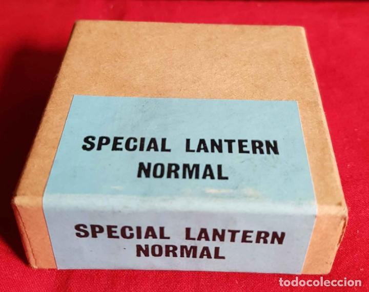 Cámara de fotos: ILFORD caja con 12 placas cristal 5 x 5 cm, nuevos - Foto 2 - 262281645