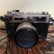 Cámara de fotos: CÁMARA DE FOTOS YASHICA ELECTRO 35 GSN - F/1.7 45MM. Lote 237398945
