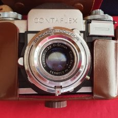 Fotocamere: CAMARA ZEISS IKON CONTAFLEX SYNCHRO -COMPUR. Lote 237691650