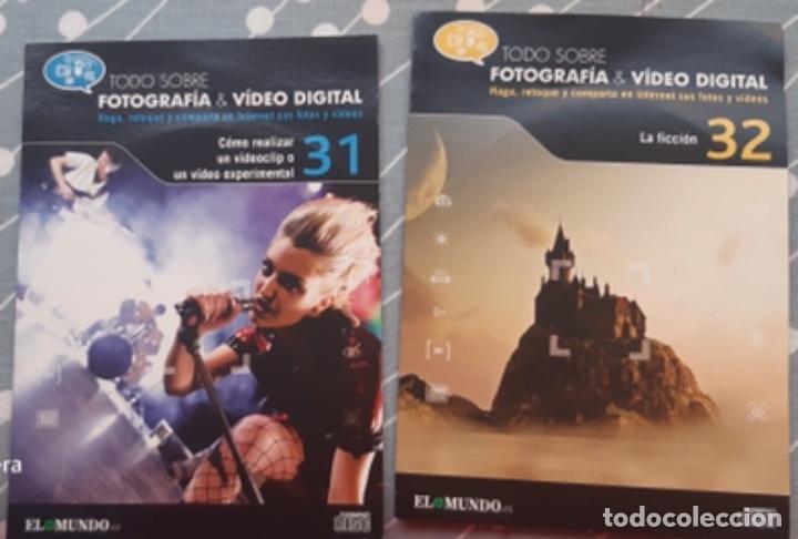 Cámara de fotos: TODO SOBRE FOTOGRAFÍA Y VÍDEO DIGITAL EDITADO POR EL MUNDO - Foto 5 - 239549145