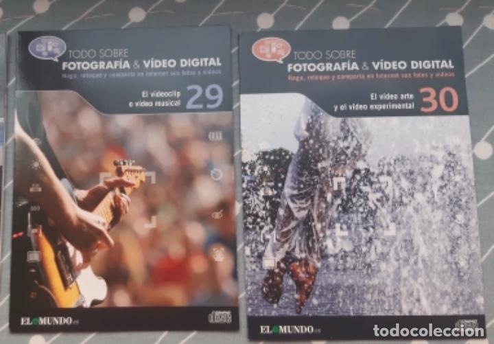 Cámara de fotos: TODO SOBRE FOTOGRAFÍA Y VÍDEO DIGITAL EDITADO POR EL MUNDO - Foto 6 - 239549145