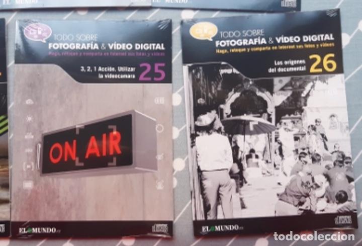 Cámara de fotos: TODO SOBRE FOTOGRAFÍA Y VÍDEO DIGITAL EDITADO POR EL MUNDO - Foto 8 - 239549145