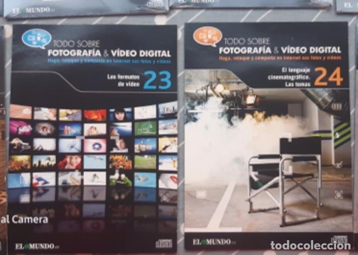Cámara de fotos: TODO SOBRE FOTOGRAFÍA Y VÍDEO DIGITAL EDITADO POR EL MUNDO - Foto 9 - 239549145