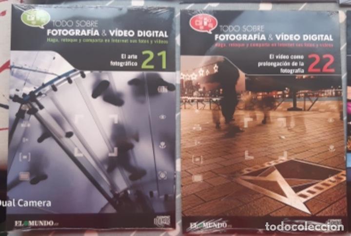 Cámara de fotos: TODO SOBRE FOTOGRAFÍA Y VÍDEO DIGITAL EDITADO POR EL MUNDO - Foto 10 - 239549145