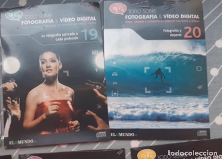 Cámara de fotos: TODO SOBRE FOTOGRAFÍA Y VÍDEO DIGITAL EDITADO POR EL MUNDO - Foto 11 - 239549145