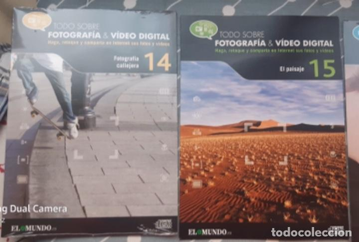 Cámara de fotos: TODO SOBRE FOTOGRAFÍA Y VÍDEO DIGITAL EDITADO POR EL MUNDO - Foto 12 - 239549145