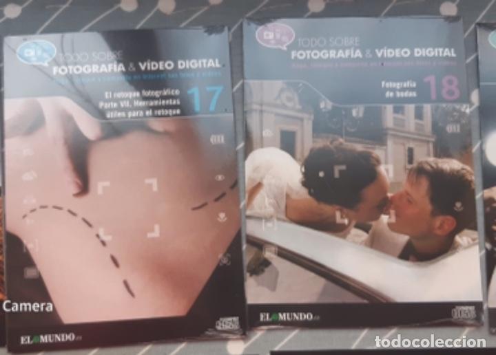 Cámara de fotos: TODO SOBRE FOTOGRAFÍA Y VÍDEO DIGITAL EDITADO POR EL MUNDO - Foto 13 - 239549145
