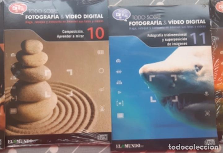 Cámara de fotos: TODO SOBRE FOTOGRAFÍA Y VÍDEO DIGITAL EDITADO POR EL MUNDO - Foto 14 - 239549145