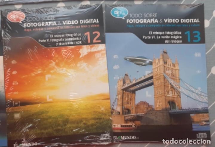 Cámara de fotos: TODO SOBRE FOTOGRAFÍA Y VÍDEO DIGITAL EDITADO POR EL MUNDO - Foto 15 - 239549145