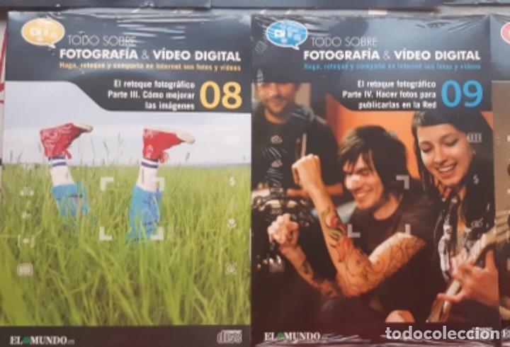 Cámara de fotos: TODO SOBRE FOTOGRAFÍA Y VÍDEO DIGITAL EDITADO POR EL MUNDO - Foto 17 - 239549145