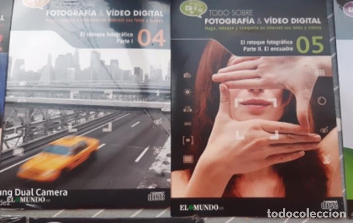 Cámara de fotos: TODO SOBRE FOTOGRAFÍA Y VÍDEO DIGITAL EDITADO POR EL MUNDO - Foto 18 - 239549145