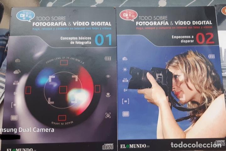 Cámara de fotos: TODO SOBRE FOTOGRAFÍA Y VÍDEO DIGITAL EDITADO POR EL MUNDO - Foto 19 - 239549145