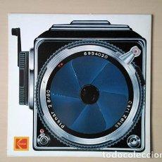 Cámara de fotos: KODAK. PELÍCULAS NEGATIVAS EN COLOR PROFESIONALES. VERICOLOR, EKTACOLOR, 1980S. Lote 240202320