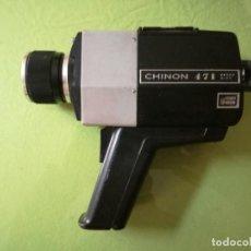 Cámara de fotos: CÁMARA VIDEO - TOMAVISTAS CHINON 471 POWER ZOOM. Lote 242202330