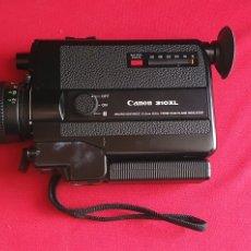 Cámara de fotos: CAMARA ANTIGUA CANON ZOOM LENS C-8 310XL .NO ESTA PROBADO. Lote 242973755